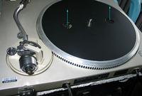 Gramofon Technics - problem z rozbiórką