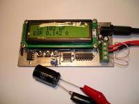 Miernik ESR z Elektor Electronic 9/2002