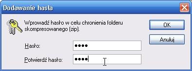 Folder na haslo. Jak to najprościej zrobić?