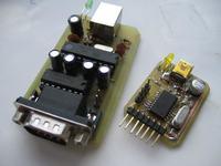 Konwerter USB <-> RS-232 (Wirtualny RS-232)