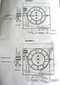 elektronika - wentylator Manrose