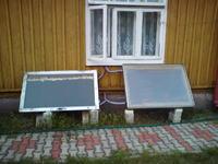 Jak tanio zbudować kolektor słoneczny.