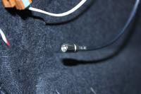 BMW e46 '03 wtyk antenowy orginalny - co to za standard?