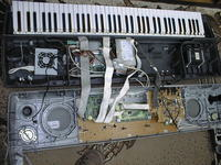 Keyboard Casio po tuningu :-)