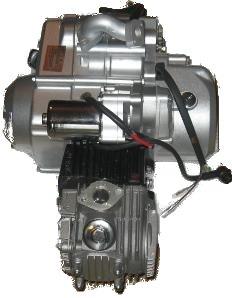 quad 110 wysoka temperatura silnika