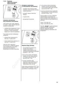 Regulacji gaźnika stihl MS 210,MS 230,MS 250