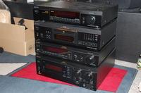 [Sprzedam] Zestaw segmentów Sony ES 5.1 + 2.0, zadbane