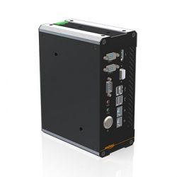 Impact-D 100AL - kompaktowy, wzmocniony komputer z Atom na szynę DIN