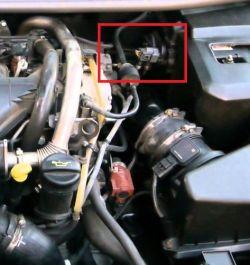 Volvo V50 2.0D DPF - Skaczące ciśnienie spalin DPF