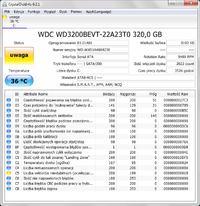 ACER - Zacinający się laptop,czarny ekran