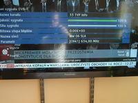 """TVP1 HD,TVP2HD - """"zacina"""" się obraz."""