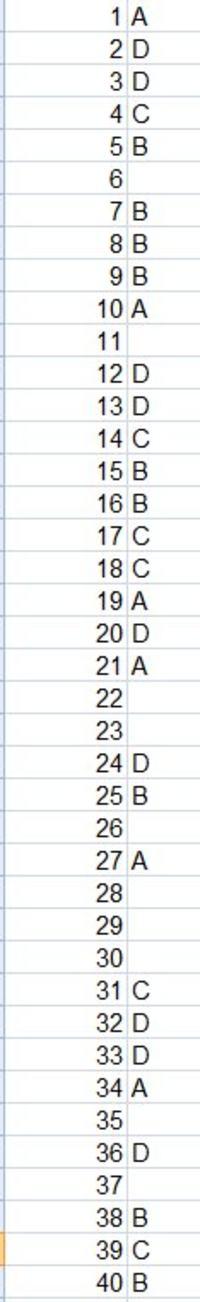 Egzamin teoretyczny E13 technik informatyk 2015