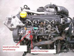 Problem z odpalaniem 1.5 dCi - Samochód ciężko odpala natomiast nie szarpie i n