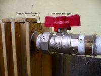 zimny grzejnik łazienkowy - odpowietrzanie nieskuteczne