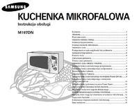 SAMSUNG M187DN polska instrukcja obs�ugi PDF