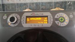 AQ113D697 WASHING MACHINE AQUALTIS FAULT