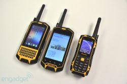 Runbo X5 i X3, wytrzyma�e smartfony z funkcj� radiotelefonu na pasmo UHF