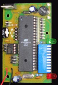 8-kana�owy sterownik o�wietlenia DMX (dimmer pack)