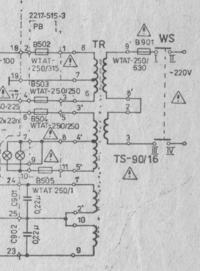 Spalona Unitra Tosca 303, jak naprawić i za co się zabrać ?