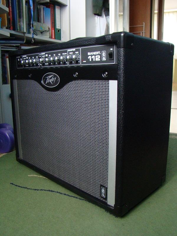 [Sprzedam] Wzmacniacz gitarowy Peavey Bandit 112