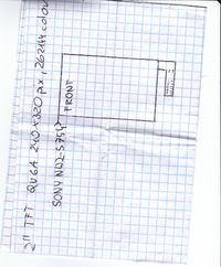 sony nwz-s754 poszukuje wyświetlacza
