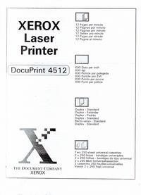 Xerox 4512, nowy bęben i wydruki od połowy nasycone. Toner? Bęben?