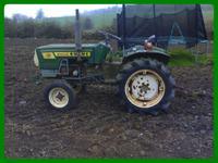 Japo�skie traktorki - prosz� o opini�