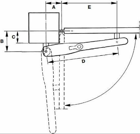 Brama dwuskrzydłowa-poprawny montaż.