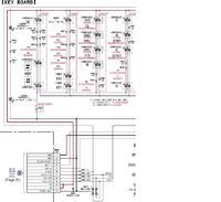 Sony CDX-S2000C brak pod�wietlania