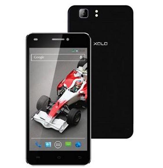 """Lava Xolo Q1200 - 5"""" smartphone o grubo�ci 6,8 mm"""