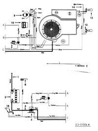 Ventzki MTD z silnikiem B&S - instalacja elektryczna