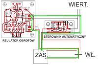 Stacja wiertnicza - układ wielomodułowy. Sprawdzenie połączeń.