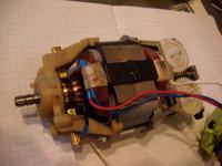 Mikser Zelmer ROBI mini, gorące łożysko