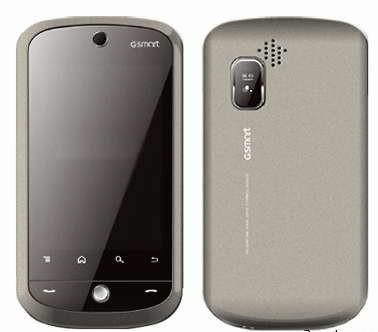 Gsmart G1315 - smartphone z Android 2.2 od Gigabyte