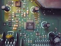 Delco CDR500 E - Line In / AUX
