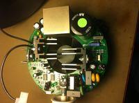 Bioptron - identyfikacja elementu z lampy
