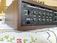 Prinzsound pl15 - Gramofon z wieżą LG FA162 +integrated amplifier ta-70