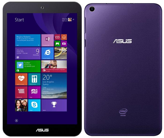 "Asus VivoTab 8 - 8"" tablet z 4-rdzeniowym Atom i Windows 8.1"