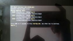 Chuwi vi10 - Tablet nie bootuje sytemu przenosi do efi