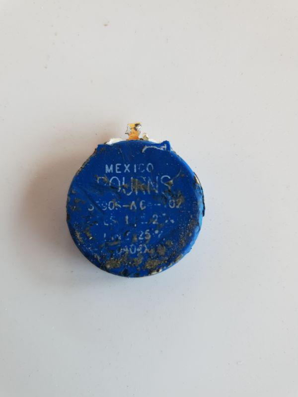 Zippo 1735 krańcówka potęciometr pomocy