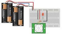 Czujnik ruchu z Arduino na LPT
