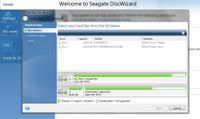 Seagate Expansion 2TB - B�ad danych CRC, brak atrybut�w SMART itp.