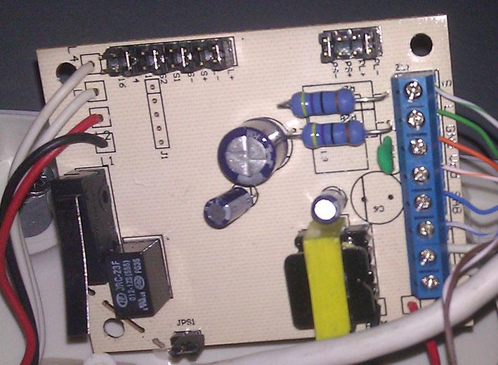 Satel CA-4v1 - Jak pod��czy� ten sygnalizator (model nieznany)