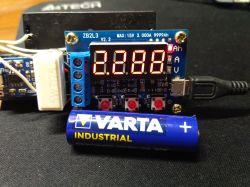 Test akumulatorków Ni-MH AAA z marketu.