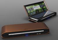 Lifebook X2 - Fujitsu przedstawia nowy koncepcyjny model netbooka