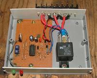 Kontroler �adowania dla baterii s�onecznych / elektrowni wiatrowych