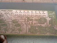 Poradnik o wykonywaniu płytek drukowanych-met. termotransfer