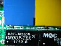 TL-WR740N - Router po przepi�ciu, uszkodzenie portu LAN1.