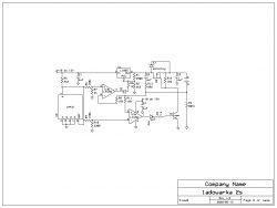 Ładowarka li-jon 2S 3S oscylacje na ograniczniku prądu.