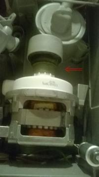 Zmywarka Bosch SGI53E25eu - Cieknie pompa myjąca